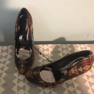 Material Girls Brand New Heels Size 8